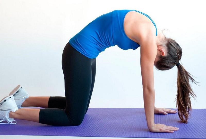 как выполнять упражнения при поясничной грыже