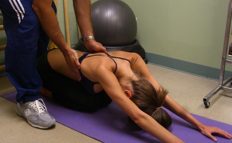 упражнения при гиперлордозе позвоночника в поясничном отделе
