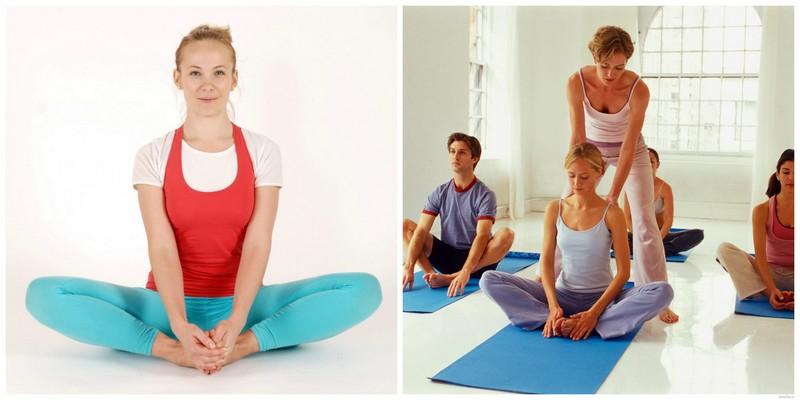Какие используют упражнения для беременных для спины?