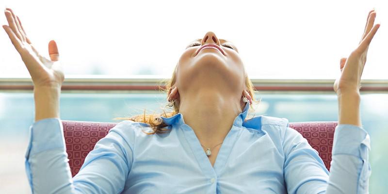 Упражнения дыхательной гимнастики