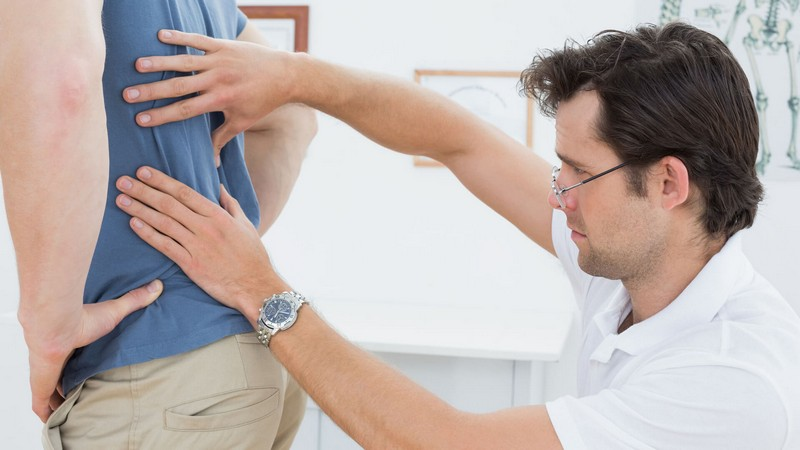 Лечение хондроза спины