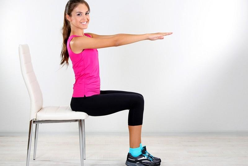 Ленивые мышцы
