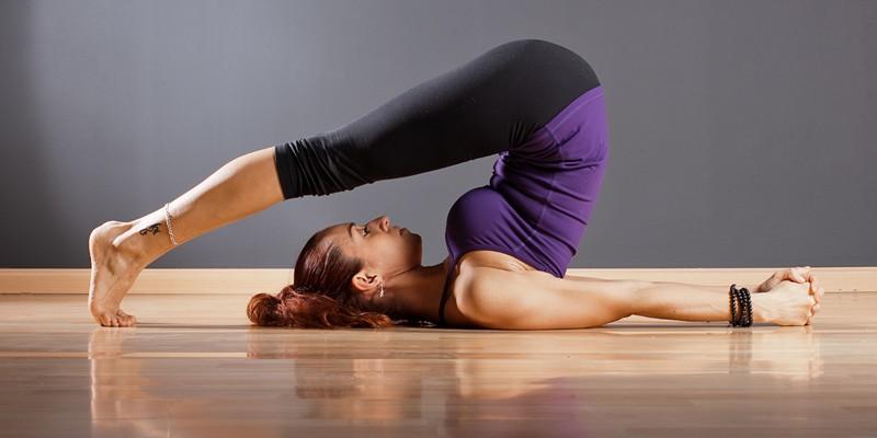 Асаны из йоги