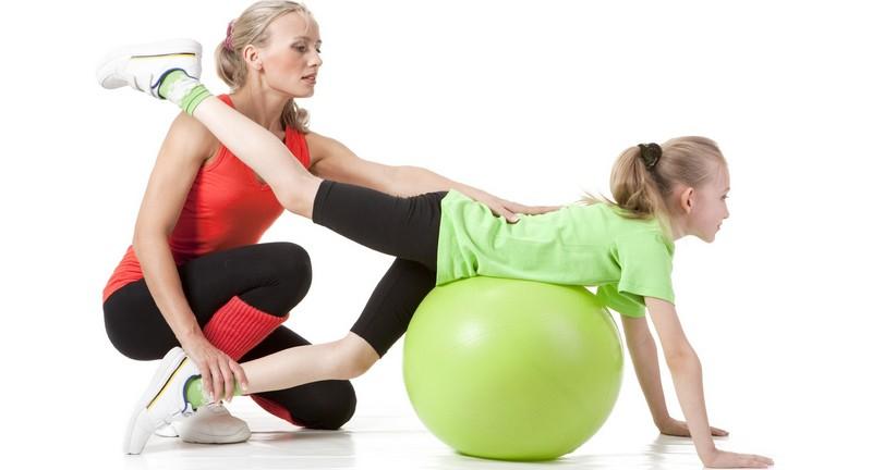 Упражнения для лечения искривления позвоночника